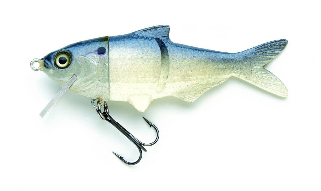 Hard Head Original - Threadfin Shad Blue
