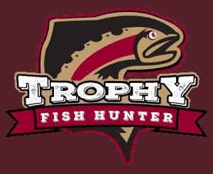Trophy Fish Hunter Logo